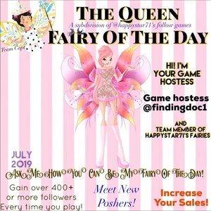 Other - 🧚♀️I'M THE PEACE FAIRY TODAY! 7/18/18🧚♀️